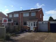 3 bed semi detached house in York Crescent, Feniton