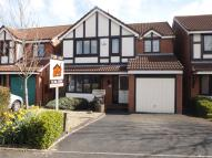 Detached property for sale in The Heathers, Evesham