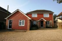 Detached home for sale in Mitten Road, Bembridge