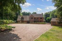4 bed Detached property for sale in Marlow Common. Country...