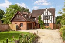Detached house for sale in Medmenham. Five bedroom...