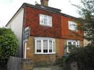 semi detached home in East/West Molesey borders