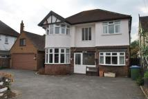 Detached property for sale in EAST MOLESEY