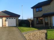 semi detached home in Fyvie Crescent, Airdrie...