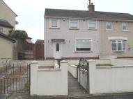 3 bed semi detached property in Bankhead Place, Airdrie...
