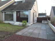semi detached property in Brownsburn Road, Airdrie...