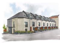 new development for sale in St Francis Road...