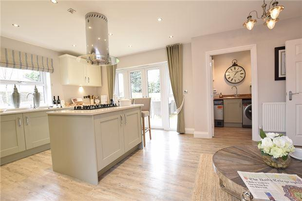 Kitchen Show Home
