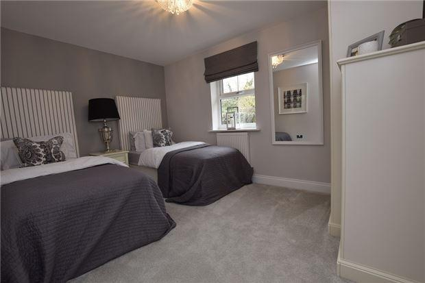 Bedroom Four Show Home