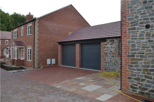 External- double garage