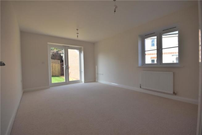 Showhome in Downend - Lounge