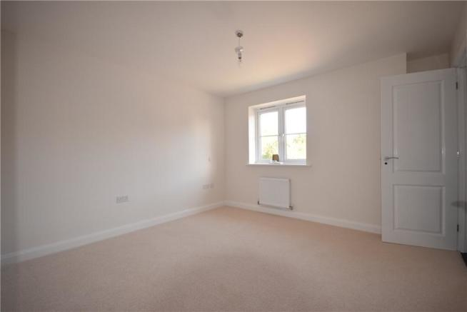 Showhome in Downend - Bedroom