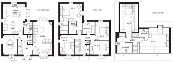 The Sandhurst Floorplan