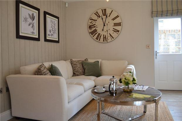 Family Space Show Home
