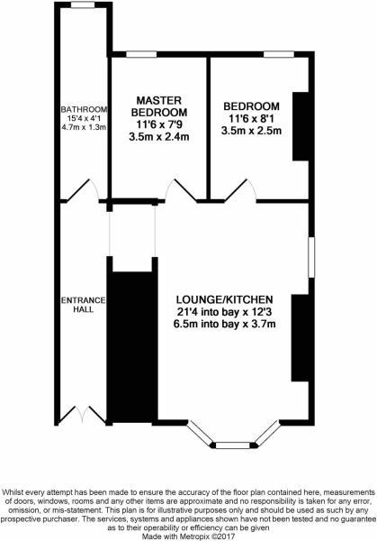 Hill Avenue - Ground floor flat