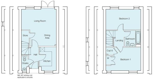 The Beech Floorplan