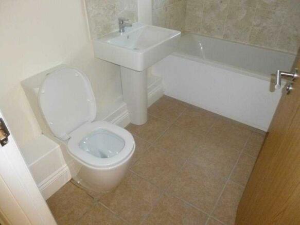 High Spec 4 Piece Bathroom