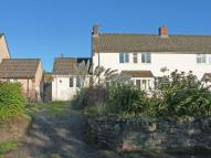 3 bed semi detached home in Dulverton