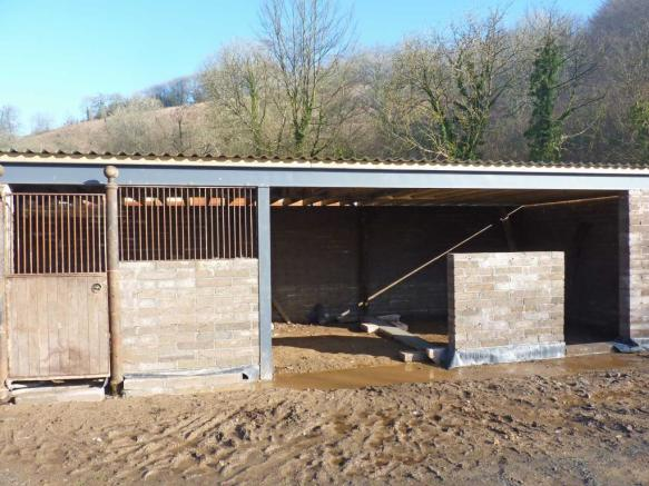 New Stables Nearing Completion