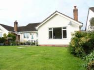 Brushford Detached Bungalow for sale