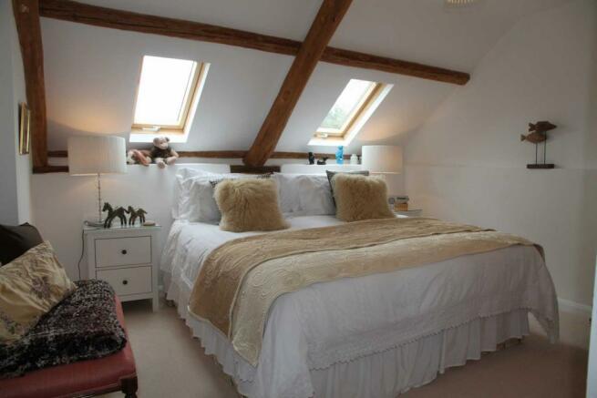 Tall Barn Bedroom 1