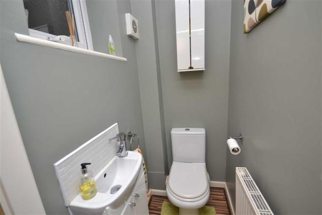 Downstairs Cloak/WC
