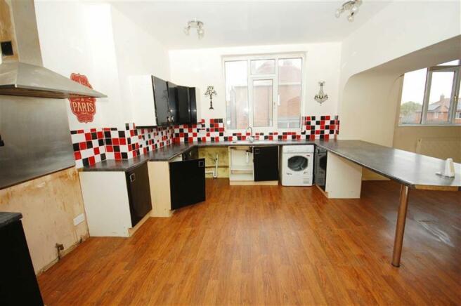 Kitchen Area View Tw