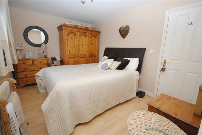 Bedroom second view