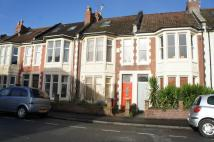 Terraced property in Raleigh Road, Southville...