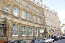 1 bed Studio apartment in St Stephens Street...