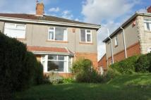4 bed semi detached house in Monks Park Avenue...