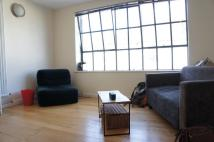 Flat to rent in Elm Road Studios...