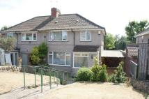 semi detached property in Portway, Shirehampton...