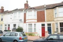 Terraced house in Maple Road, Horfield...