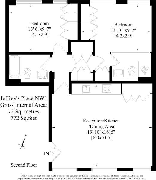 Jeffreys Place, N...