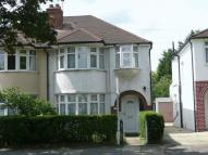 3 bed semi detached house to rent in Carlyon Avenue, Harrow