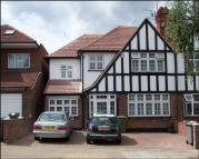 semi detached home in Draycott Avenue, Harrow