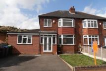 semi detached house for sale in Shaftesbury Road...