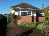 Bungalow to rent in St James Avenue, LANCING