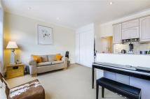 1 bed home in Alderney Street, London...