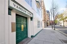 Apartment to rent in Vandon Court...