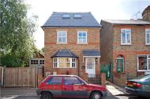4 bed semi detached property in Haliburton Road...