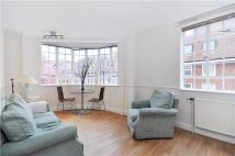 1 bed Flat to rent in Chelsea Cloisters...