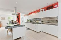 Town House to rent in Aldebert Terrace, London...