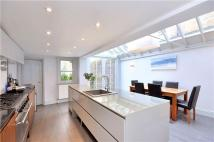 Terraced property to rent in Cubitt Terrace, London...