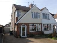 4 bedroom semi detached house in Courtlands Drive, Epsom...