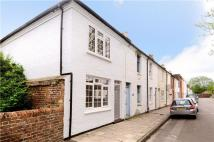 Cottage in Bell Road, East Molesey...