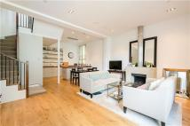 semi detached property in Hampstead High Street...