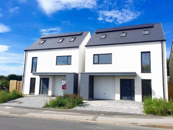 4 Bedroom Detached House For Sale In Brand New Contemporary Eco Homes Chickerell Weymouth Dt3