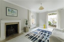 4 bed Terraced house in Gastein Road, London, W6
